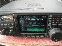 Icom IC-756PROIII 756PRO3 HF/6m Transceiver MINT in the box-VERY late model!
