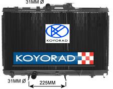 Radiator Toyota Corolla AE101 AE101R AE102 AE112 Auto Manual Copper Core *KOYO*