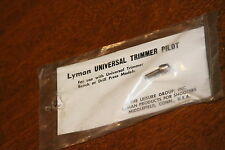 Lyman 9mm 9 mm Trim Rotary Case Trimmer Pilot Reloading Tools and Accessories