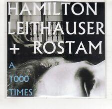 (HS118) Hamilton Leithauser & Rostam, A 1000 Times - 2016 DJ CD
