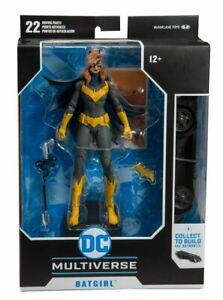 DC Multiverse BATGIRL: Art of The Crime Action Figure McFarlane Toys
