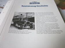 Nutzfahrzeug Archiv 1 Geschichte 1000 Nutzfahrzeug Geschichte
