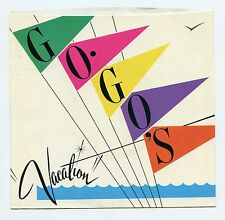 "Go-Go's (Belinda Carlisle)/Vacation + 1 (U.S./45 RPM 7"" Vinyl Record)"
