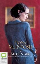 The Tailor's Girl by Fiona McIntosh (2016, CD, Unabridged)