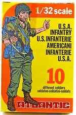 Atlantic U.S. Infantry - set 2105 - mint-in-box - 60mm scale