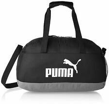 PUMA Phase Sport Bag Sporttasche Schwarz / Grau NEU