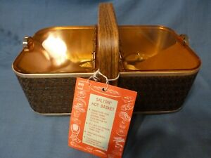 Vintage, Salton Hot Basket & Roll Refresher NEW No Box
