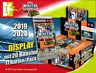Topps Match Attax Action 2019/2020 10 Booster / 110 Karten  19/20