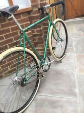 Carlton Retro direct brooks fixie 2 speed