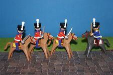 Playmobil 5580 Husaren Garde Soldaten rosa Serie Puppenhaus  5300 5305