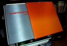 Arnold Schonberg. Catalogue raisonné. 2 voll. Belmont. 2005. SL30