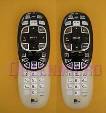 2 X DIRECTV RC73B Universal RF BackLit Light Remote Control HR44 Genie C41 C61