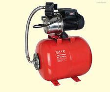 T.I.P. 31311 Hauswasserwerk HWW 1300/50 Plus TLS, 50 Liter Tank