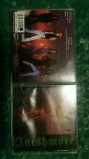 Reale Inishmore Riot Judas Priest Halford Iced Earth Jarzombek Signed CD -dvd lp