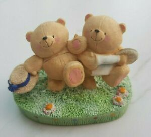 Forever Friends Resin figurine, boxed , Andrew Brownsword Collection NEW gift