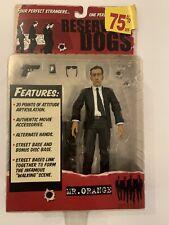 Reservoir Dogs Mr Orange Action Figure by Mezco Toys NIB