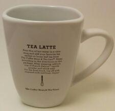Coffee Bean & Tea Leaf - Tea Latte Oversized Mug