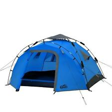 QEEDO QUICK PINE 3 SECONDS TENT 3 MAN CAMPING TENT (QUICK UP) OUTDOOR HIKING NEW