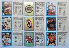 2003-04 Panini NHL Hockey Stickers (#1-91) Pick a Player Sticker