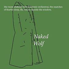 Naked Wolf by Naked Wolf Rock/Jazz/Improv/Demonic CD 2014 Muse Amsterdam RARE