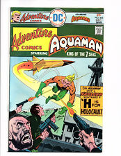 1st Series #441 1975 Fn Stock Image Adventure Comics