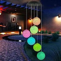LED Jardin Solaire Lumières Patio Cour Pelouse Imperméable De Couleur Lampe