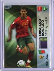 RARE Panini Goaaal World Cup Card of Ronaldo 2006 Rookie (Gb8477) EX