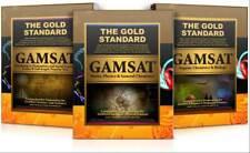 GAMSAT - Complete 3 Book Set