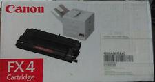 CANON  FX-4 1558A003[AA] 8500-9000-9500 FAX l800-L900  NERO TONER ORIGINALE