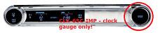Dakota Digital 65 Chevy Impala Caprice Bel Air VFD Clock Gauge CLK-65C-IMP New