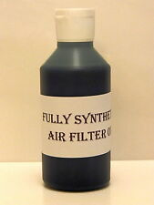 SYNTHETIC FOAM  AIR FILTER OIL 100ML BOTTLE INC P&P