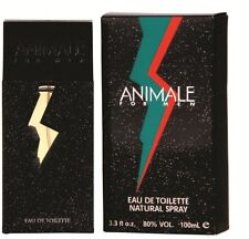 Animale For Men by Animale EDT Spray 3.4oz 100ml * New in Box Sealed *