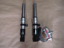 Low down front fork set (SSS) fits modified Honda Ruckus motorscooters
