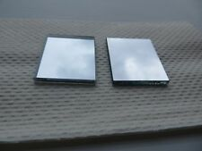 "2 pieces First Front Surface Mirror 1.5"" x 1.25"" x 1/8"" thick lab camera laser"