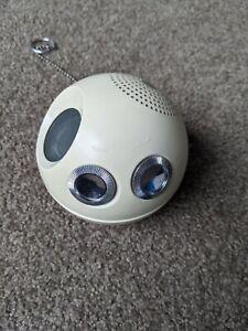 RETRO VINTAGE PANASONIC PANAPET 70 - RADIO Ball Made In Japan SPACE AGE