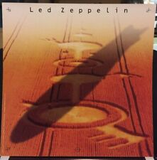 Led Zeppelin The Definitive Collection 2 Different Record Store Promo Lp Flats