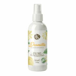 Bio spray Deodorante Deomilla Fiori di Primavera Alkemilla