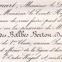 Gérard Félix Des Balbes Berton De Crillon De Mahon 1870