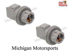 Ford Light Socket License Plate Taillight Brake Marker Reverse 194 921 bulb QTY2