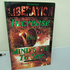 NICKEL STORE: LIBERATION INCREASES THE MIND'S EYE TO SEE, BOOK OF POEMS (B43)