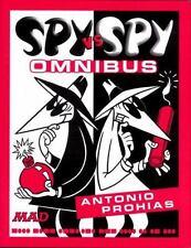 ANTONIO PROHIAS - Spy vs. Spy Omnibus MAD BOOKS - Hardcover w/DJ VERY GOOD+