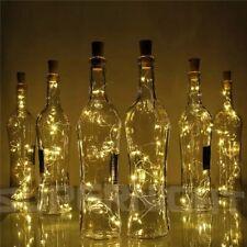 Bottle String Lights Bottle Lights Wedding Party String Lights Christmas Cork