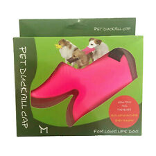 Pet Mouth Mask Silicone Muzzle Protection Dog Duckbill Soft  Anti Bite Bark Lick