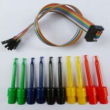 Test Probe Cable Diy Jtag Idc 10pin Usb Logic Analyzer Stm32 Fpga Cpld Tester