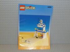 LEGO® System Bauanleitung 6455 Space Simulation Station Heft 4 instruction B312