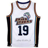 Aaliyah #19 Bricklayers 1996 MTV Rock N Jock Basketball Jersey Stitched