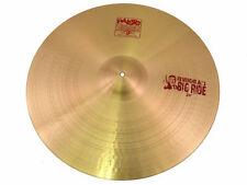 "Paiste 1061824 2002 24"" Reverend Al's Big Ride Cymbal - Excellent Demo Model"