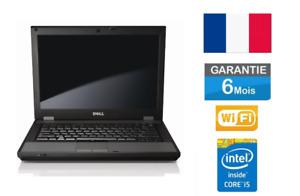 """Pc Portable DELL Latitude E5410 Intel Core i5 8Go Ram 1To HDD 14,1"""" AZERTY"""