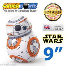 "BB8 Plush Toy Star Wars Force Awakens 9"" BB-8 BB8 Soft Plush Disney Official UK"