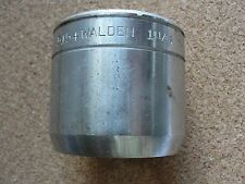"Vintage WALDEN 3/4"" drive socket 1-11/16"" socket 5154 Tool 12 point EUC"